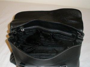 Prada handbag Black 100% Authentic NWT dustbag included
