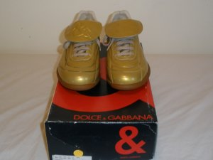 Dolce & Gabbana Women's Sneakers size 81/2 New in Box