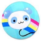 Panda Balloon Pocket Mirror
