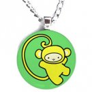 Monana Monkey Necklace