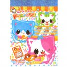 Crux Kitty Bakery Small Memo Pad