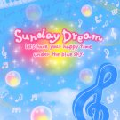 San-x Sunday Dream Small Memo Pad