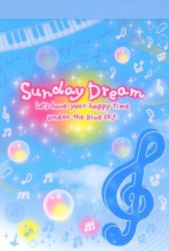 San-x Sunday Dream Small Memo Pad
