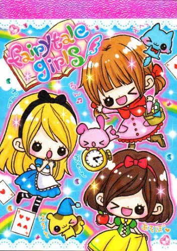 Crux Fairytale Girls Small Memo Pad