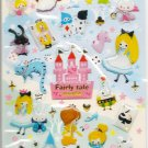"Kamio ""Fairytale World"" Epoxy Puffy Sticker Sheet"