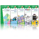 miniLUK Brain Training Young Explorer Collection Set 3