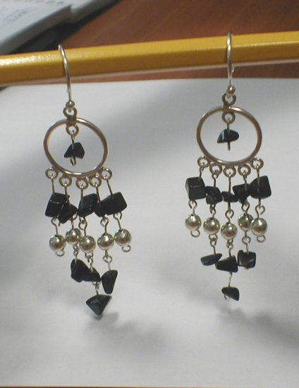 gipsy earrings - aretes gitana