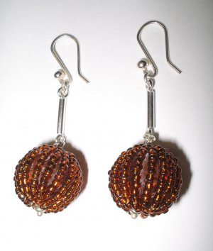 aretes bronce