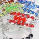 Bracelet Bangle Cateyes Color Asst/dz ** New Arrival** 6 Color asst