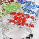 Bracelet Bangle Cateyes Color Asst/dz ** New Arrival** 6 Color asst
