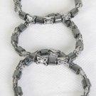 Bracelet Hematite Butterfly Shape/DZ **Stretch** New arrival