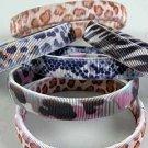 Sleeve Holders Or Bracelet/Stretchy Animal Print Asst Patterns