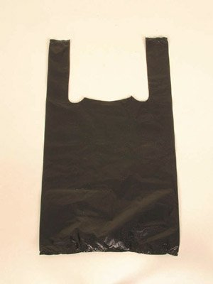 Bag, Plastic 16 x 7 x 23 /1000pcs White Bag only** Thank You Bag**