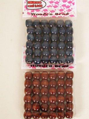 Wooden Beads Medium 432pcs***Special Promotion*** 120pcs=Dz!!