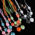 Necklace Sets Big Ball W CC Beads/DZ ** New Arrival** Color Asst