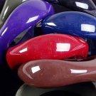 "Bangle Acrylic Art Deco Look 3"" Wide Dark Multi/DZ 7 Dark Color Asst"