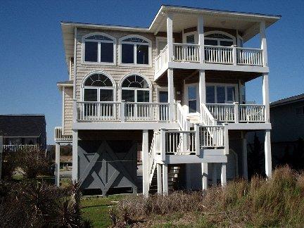 Beachhouse for rent at Ocean Isle Beach, NC