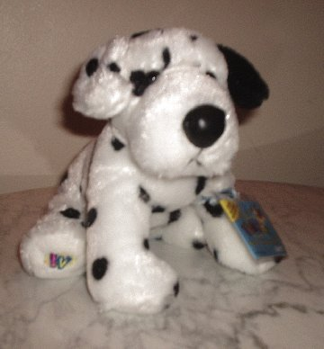 Webkinz by Ganz RARE New Dalmation puppy New with tags waiting for adoption Rare