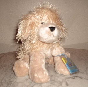 Webkinz by GANZ Golden Retriever Dog New with tags **Adopt Me**