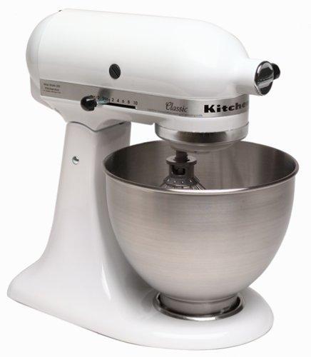 Brand NEW KitchenAid K45SS Classic 250-Watt 4-1/2-Quart Stand Mixer