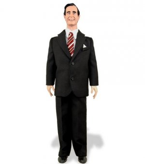 George H.W. Bush Talking Action Figure New NIB
