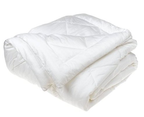 Brand NEW Down Alternative comforter in king size (white)