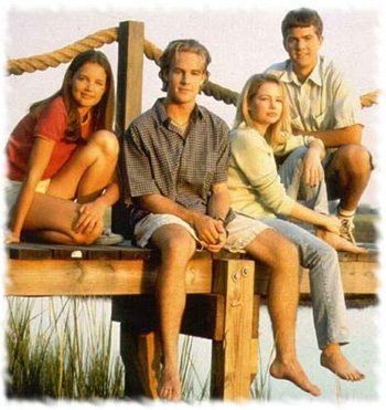 Dawson's Creek - The Complete Series 1-6 + Finale *NEW DVD SET*