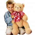 Avon Cutie Bear 22 inch - The Holiday Huggable **Brand NEW** FREE U.S. shipping