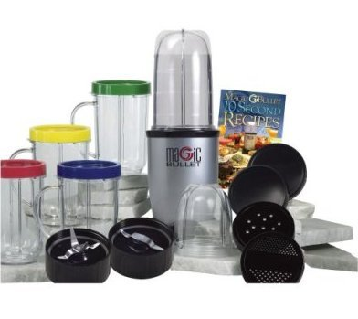 Magic Bullet Express 17-Piece High-Speed Blender Mixing System *New in Box*
