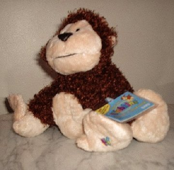 Webkinz Cheeky Monkey Ganz New with tags - ships today