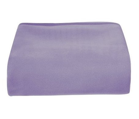 NEW Violet Vellux Blanket King size -very soft! NIP