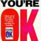 I'm Ok-You're Ok by Thomas A. Harris - Great Hardcover Book