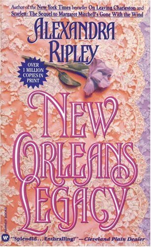 New Orleans Legacy (Paperback book) Like New