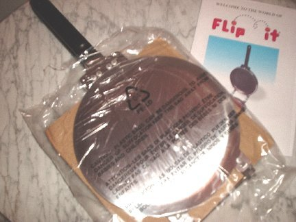 Flip It  *Perfect Pancakes*  non-stick skillet pan Brand NEW