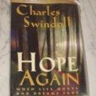 Hope Again by Charles R Swindoll Brand NEW & Sealed Book