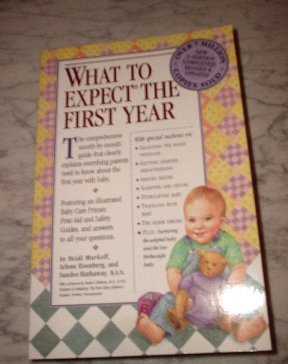 What to Expect the First Year, Second Ed (Paperback) NEW