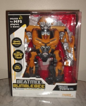 Transformers Movie Beatmix Bumblebee Brand NEW in Box, Sealed