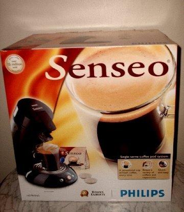New Senseo by Philips Coffee Pod system NIB