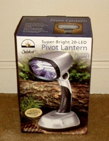 Innovage Outdoor 20 LED Lantern *Brand NEW*