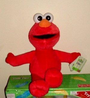 Sesame Street - Plush - Elmo Collectible NEW