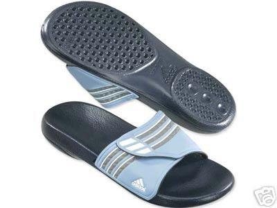 NEW Adidas Trenya sandals slides soccer beach shoes womens 5 - NIB