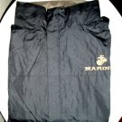 Mens New Marine Jacket Marines Navy Blue NIP
