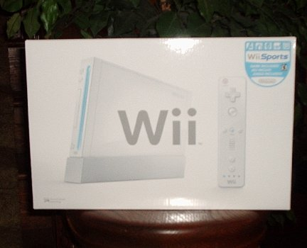 NEW NINTENDO Wii console + 5 sports games 2 controls FAST SHIP