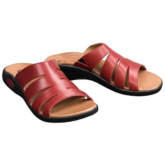 NEW CHACO Leather Sandals womens 7 NIB Great for summer! (retail $120)