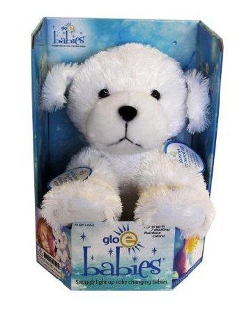 "Cepia 12"" Glo-E Dog Glo Babies New in Box  - It Glows!"
