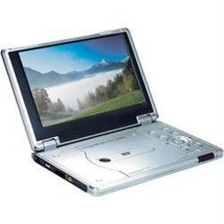 "Mustek Portable 10"" DVD Player"