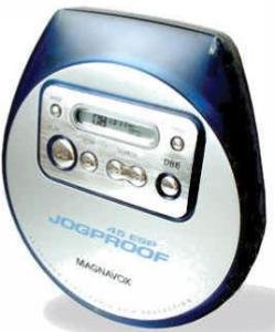 Philips Magnavox Mpc220 - Cd Player