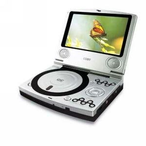 Coby Electronics 7 Tft Portable Dvd Player