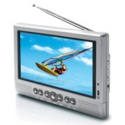 Coby 7 Inch Lcd Tv With Tv Tuner