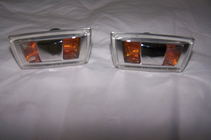 Chevy malibu LT and RT fender marker lamp